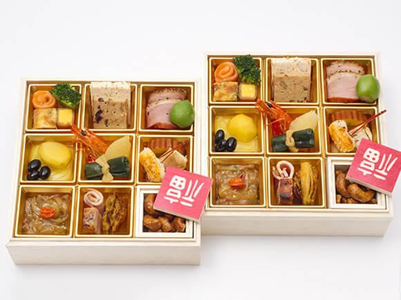 ANAクラウンプラザホテル神戸 洋風個食おせち