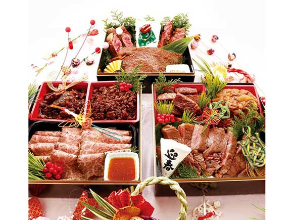 仙台牛「肉のいとう」お肉のおせち