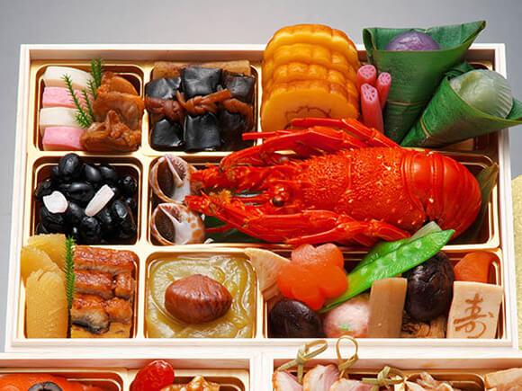 神楽坂くろすの和食おせち