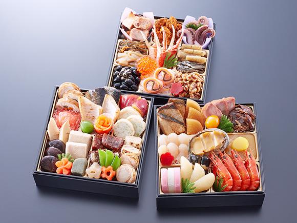 老舗の京料理全46品目を自宅で味わうお正月