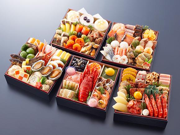 京料理の伝統と技をおせちで味わう喜び