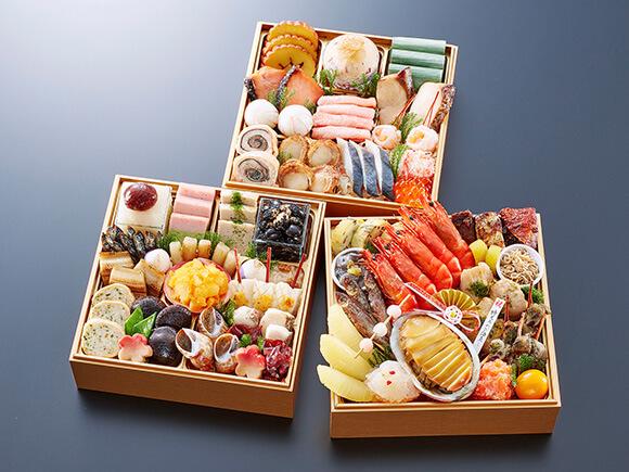 京都円山の老舗料亭「東観荘」の本格おせち