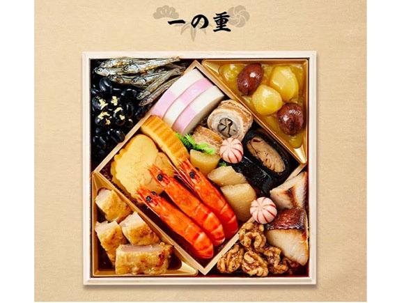 彩り華やかな和の伝統料理