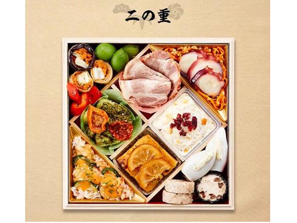 見た目も味も楽しめるバラエティ豊かな洋風料理