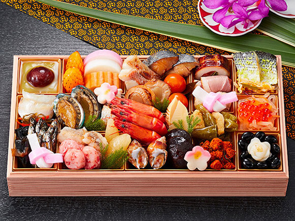 京都しょうざん冷蔵おせち「鷲ヶ峰」 1段重