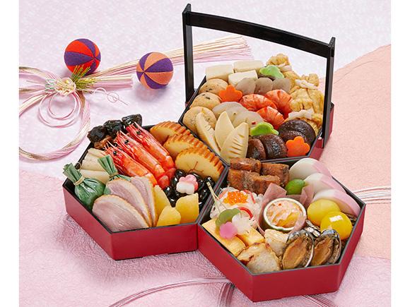 「京菜味のむら」京おせち 八坂(やさか)